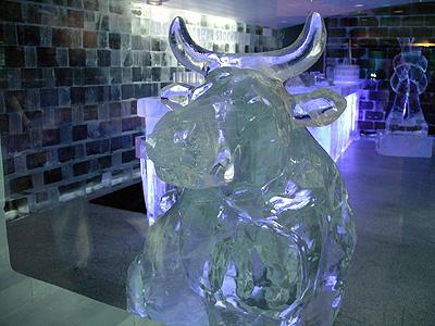 Ice Cow